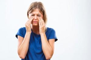 Chronische Sinusitis Symptome