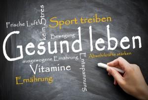 Gesunder Lebensstil Sinusitis Vorbeugung