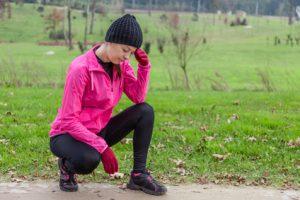 chronische Sinusitis Sport