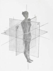 Körperebenen Körperachsen